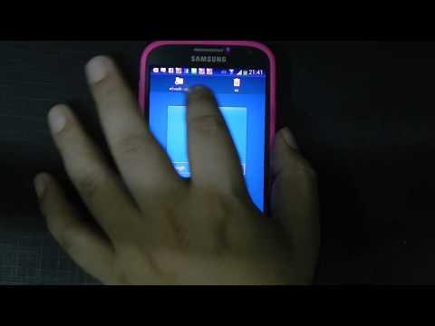 Samsung Galaxy s4 สภาพอากาศ ไม่ update