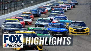 Foxwoods Resort Casino 301 at New Hampshire | NASCAR on FOX HIGHLIGHTS
