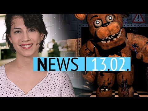 Videospiel gegen Schizophrenie - Five Nights at Freddy's Film - News