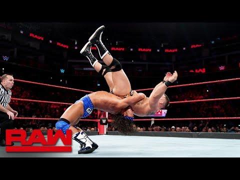 Bobby Roode & Chad Gable vs. The Revival - Raw Tag Team Championship Match: Raw, Dec. 24, 2018