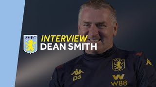Interview | Dean Smith: Righting wrongs, international break, squad fitness and Academy matters