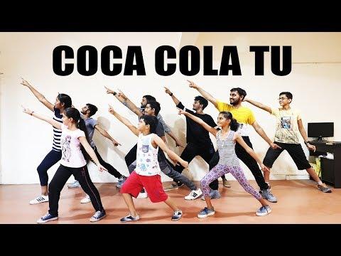 Coca Cola Tu Choreography For Beginners   Easy Dance Steps