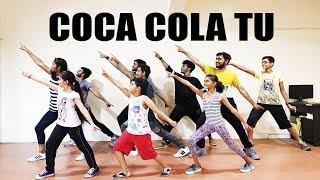 Coca Cola Tu Choreography For Beginners | Easy Dance Steps