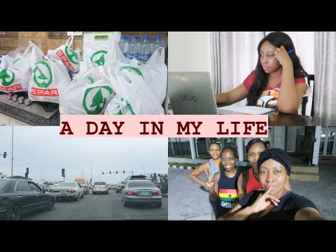 LAGOS LOCKDOWN EASE | A DAY IN MY LIFE, WORK , WHAT I EAT, WORKOUT ROUTINE & MORE...