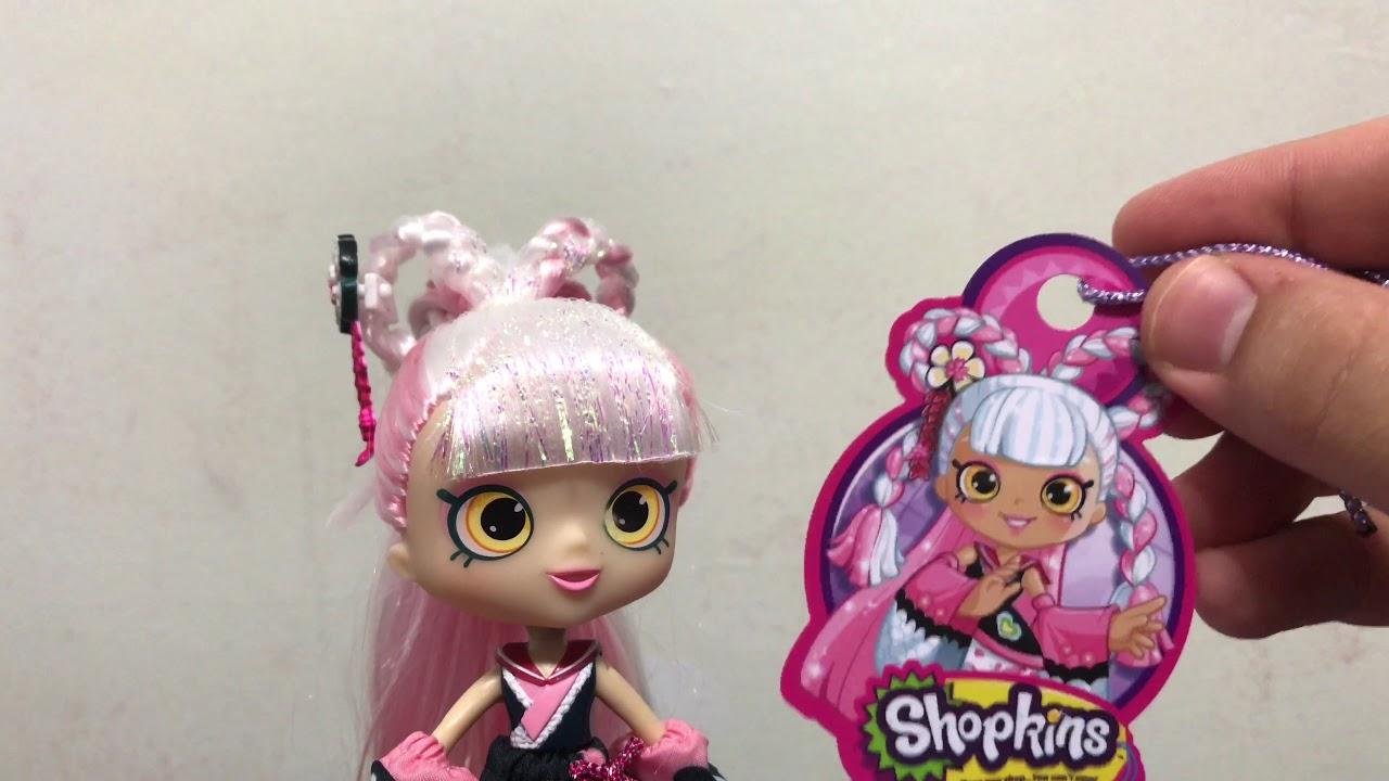 New Shopkins Shpopies World Vacation Sara Sushi Season 8