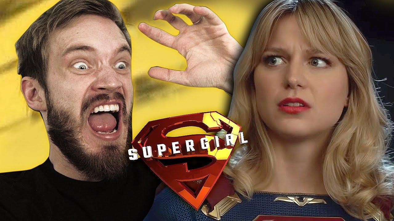 Download Supergirl is Super Cringe