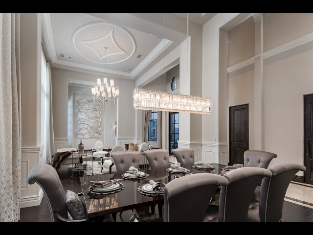 YOU MUST SEE THIS  MANSION! By: Fratantoni Interior Designers Testimonial