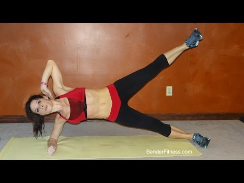 20 Minute Abs & Arms Workout