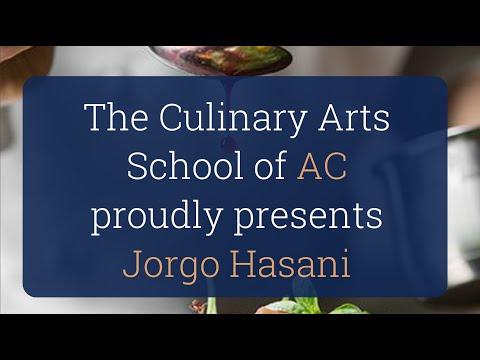 Guest Chef: Jorgo Hasani