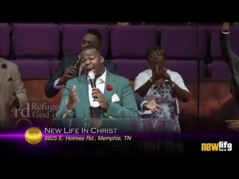 "Kevin Willis, Jr & New Life In Christ Praise Team - Travis Greene ""Made A Way"""
