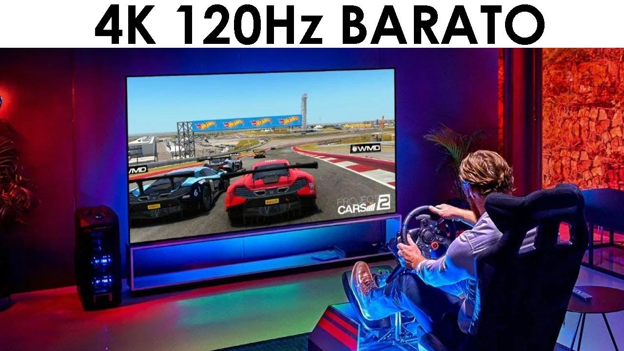 Las GAMING TV son MEJORES que los MONITORES GAMER? - Televisión para juegos  LG 48 C1