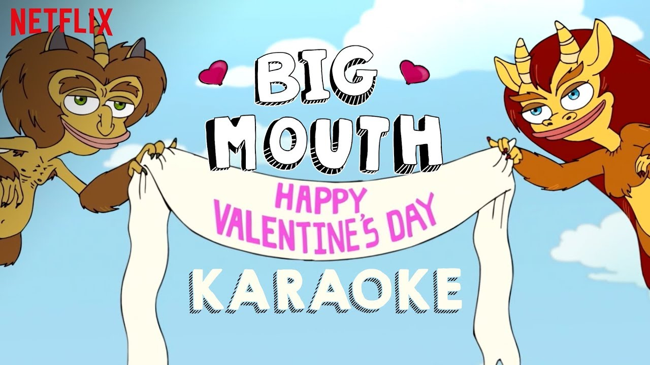 Download Big Mouth | My Furry Valentine Sing-Along | Netflix