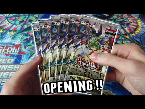 Yu-Gi-Oh! Ouverture BOOSTERS Pack Etoile: Battle Royal !! (*Nice Pull*)