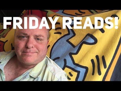 Friday Reads - September 15, 2017