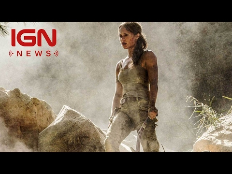 Tomb Raider Movie First Look, Plot Description Revealed - IGN News