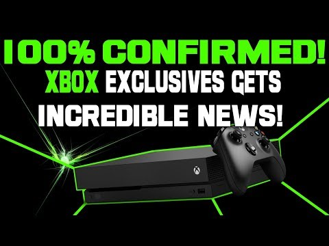 100% CONFIRMED! Leak Shows Incredible News For A Giant Xbox One Exclusive!