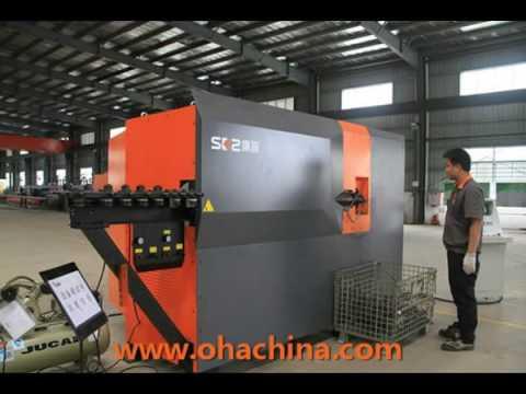 Steel Bar Bender Manufacturing Machine, Automatic Steel Bar Bender, Steel Bar Bender