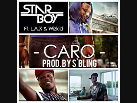 Wizkid ft. L.A.X - Caro - Official Instrumental + DL | Prod. by S'Bling