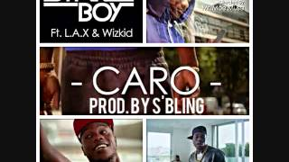 Wizkid ft. L.A.X - Caro - Official Instrumental + DL | Prod. by S