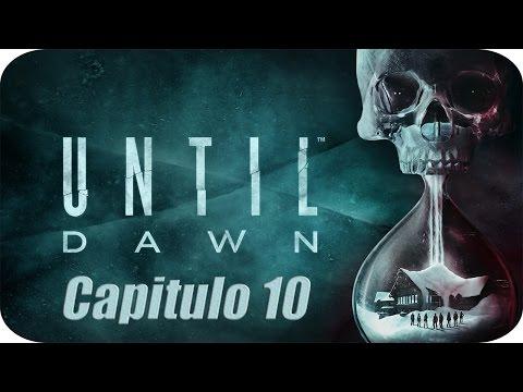 Until Dawn - Gameplay Español - Capitulo 10 - Violencia