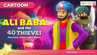 Alibaba Aur Chalees Chor I Tale in Hindi I      I