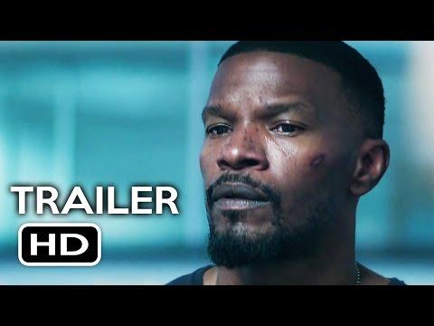 Sleepless Official Trailer #1 (2017) Jamie Foxx Action Movie HD