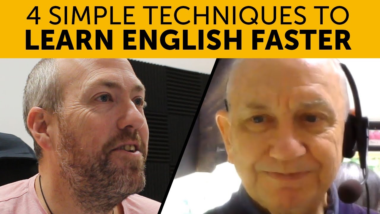 How to study English well (with Paul Nation) | 4 techniques to learn English faster