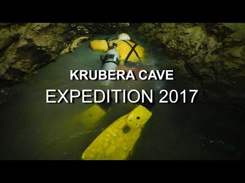 Krubera Cave. Expedition 2017.