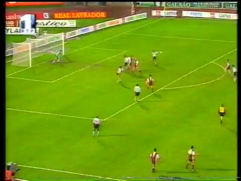 16J :: Sporting - 2 x Campomaiorense - 1 de 2000/2001