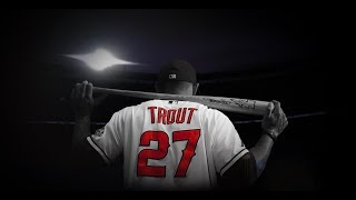 Mike Trout Ultimate Career Highlights-