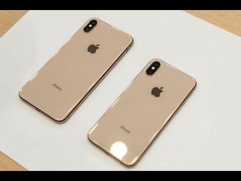 نظرة على الهاتفين iPhone XS و XS Max