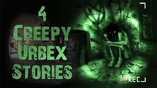 4 Urban Explorers Were Asked What Their CREEPIEST Experience While Out Urbexing Was..(Urbex Stories)