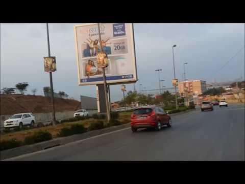 Vídeo no improviso com Galax S4   Estrada da Samba Lunada-Angola