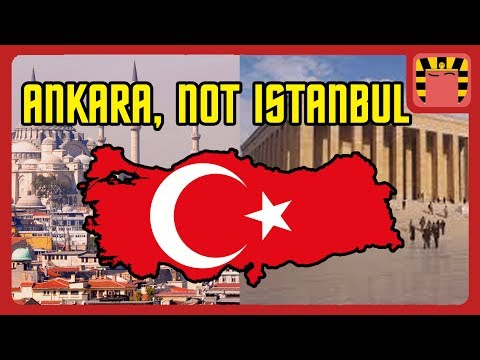 Why Istanbul Isn't the Capital of Turkey