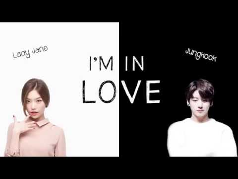BTS Jungkook x Lady Jane – I'm In Love [Color coded Han|Rom|Eng lyrics]