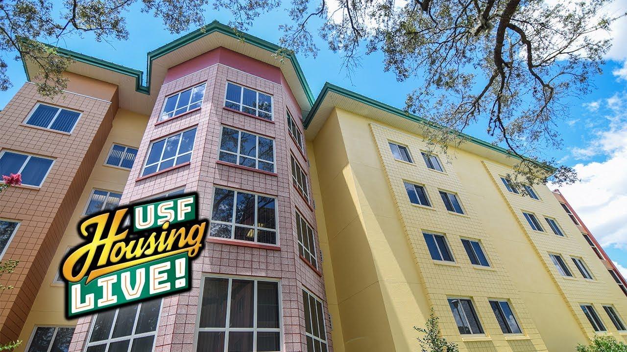 Usf Housing Live