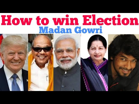 Download Youtube: How to win Election | Tamil | Madan Gowri | MG