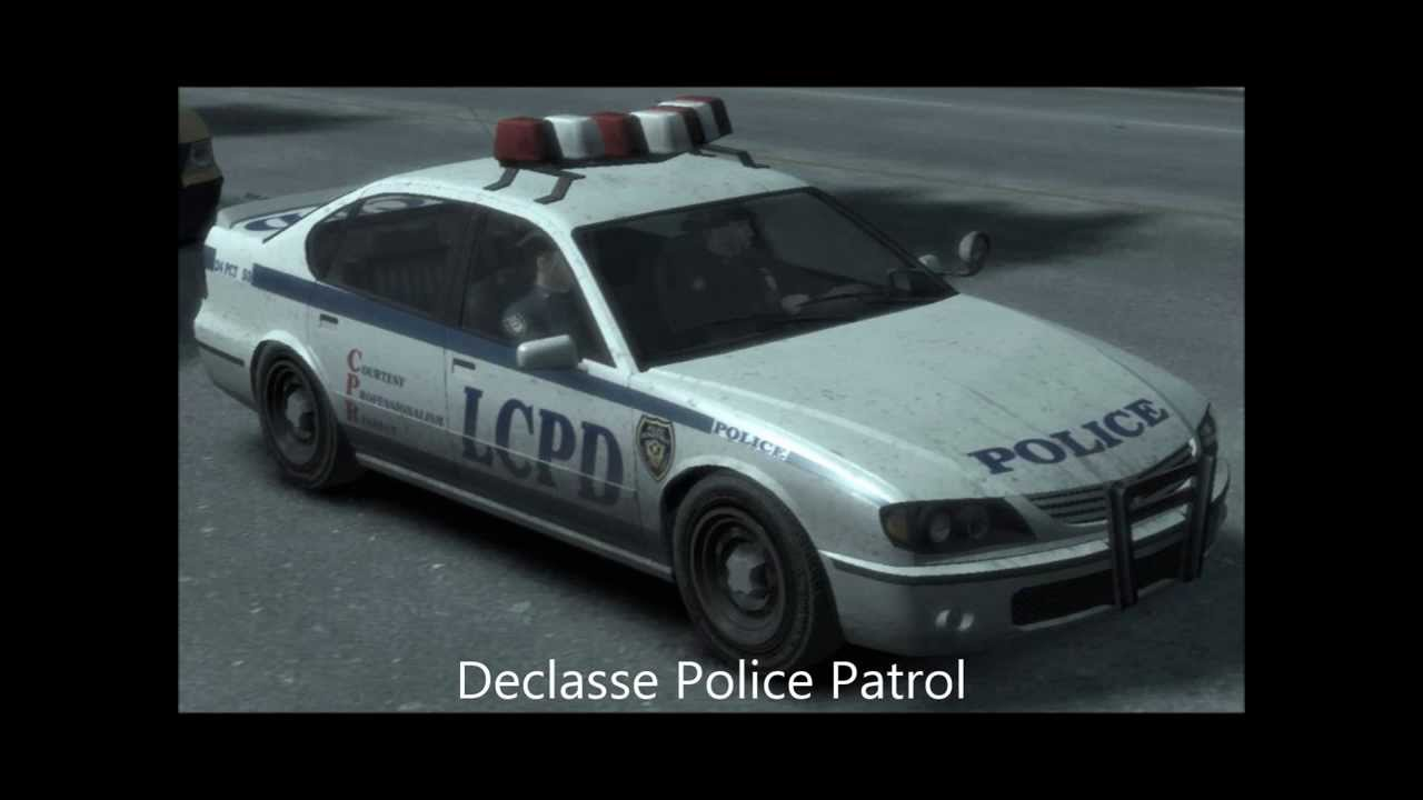 GTA IV Cars In Real Life