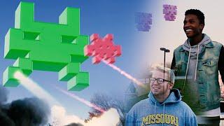 Space Invaders - Fan Trailer