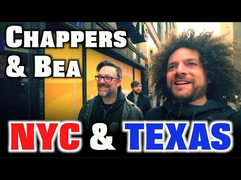 Chappers & Rabea USA Guitar Center Tour