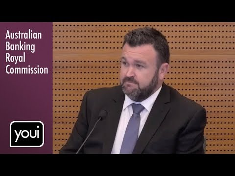 Youi's Head of Claims Handling testifies at the Banking Royal Commission (6.15)