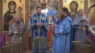 Архиерейская служба в праздник Благовещения Пресвятой Богородицы(, 2016-04-07T06:09:46.000Z)
