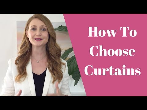 Choosing Curtains