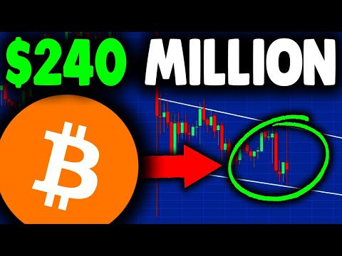 JUST BOUGHT $240 MILLION WORTH OF BITCOIN!!! BITCOIN NEWS TODAY & BITCOIN PRICE PREDICTION EXPLAINED