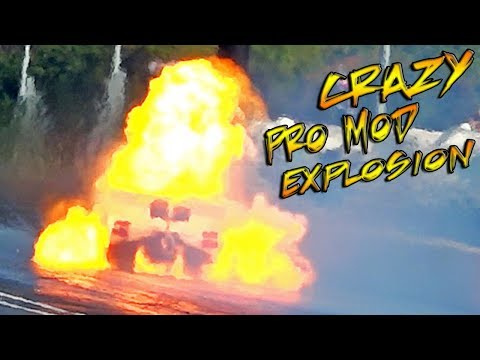 PRO MOD EXPLOSION - TOM BAILEY - SHAKEDOWN AT THE SUMMIT!