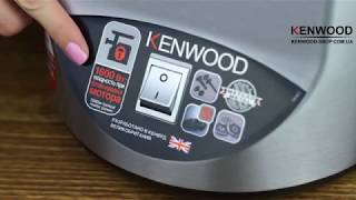 Мясорубка Kenwood MG 515 - видео обзор