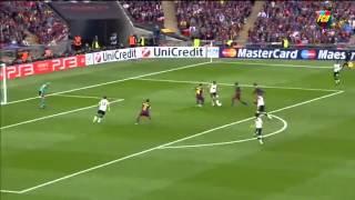 Champions League Final 2011: Barcelona 3-1 Manchester Utd