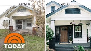 Listed Sisters Share Dramatic Before And After Photos Of Home Renovations TODAY