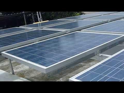 SPRES- INTERNATIONAL CORPORATION  Solar Power Plant
