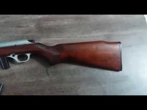 Rifle CBC de Ferrolho Cal. 22LR Modelo 8022 / 10 tiros !!!